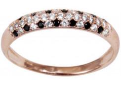 Золотое кольцо с сапфиром