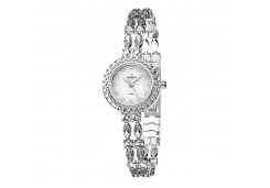 Часы из серебра с фианитом