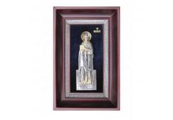 Икона Синтетический камень Средняя св.Архангел Михаил