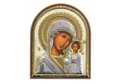 Икона Синтетический камень Малая БМ Казанская (Ярославская)