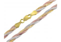 Серебряные браслеты 132065