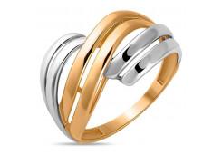 Кольцо из красного золота 585 пробы