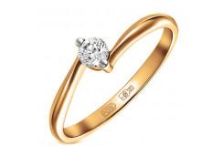 Золотые кольца с бриллиантами 126657