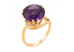 Золотые кольца с александритом 99561