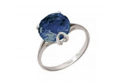 Серебряные кольца с сапфирами 41797