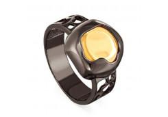 Кольцо из серебра 925 пробы с ситалом