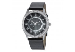 Часы из серебра 925 пробы с фианитом