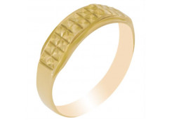 Кольца из золота, для мужчин, без вставки 91610