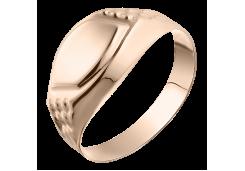 Печатка из золота