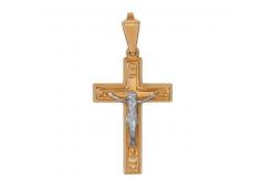Крест из золота