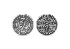 Сувенир из серебра 925 пробы