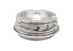 Сувенир из серебра 875 пробы с чернением