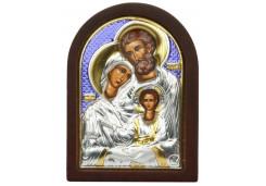 Икона Синтетический камень Малая Святое Семейство