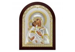 Икона Синтетический камень Средняя БМ Владимирская