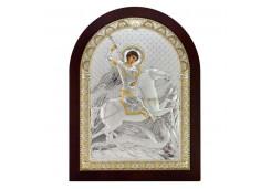 Икона Синтетический камень Средняя св.Георгий Победоносец