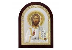 Икона Синтетический камень Средняя Христос Спаситель