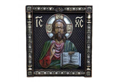 Икона Синтетический камень Большая Господь Вседержитель