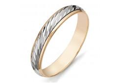 Кольца из комбинированного золота 117732