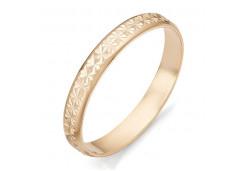 Кольца из золота, без вставки, унисекс 117727