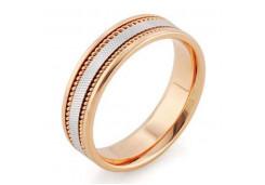 Кольца из комбинированного золота 107999