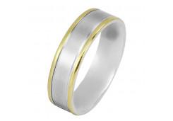 Кольца из комбинированного золота 115398