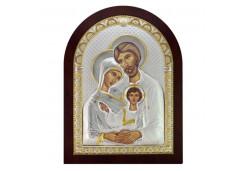 Икона Синтетический камень Средняя Святое Семейство