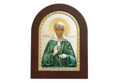 Икона Без вставки Большая св.Матрона Московская
