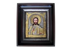 Икона Синтетический камень Средняя Господь Вседержитель