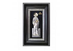 Икона Синтетический камень Средняя св Пантелеймон
